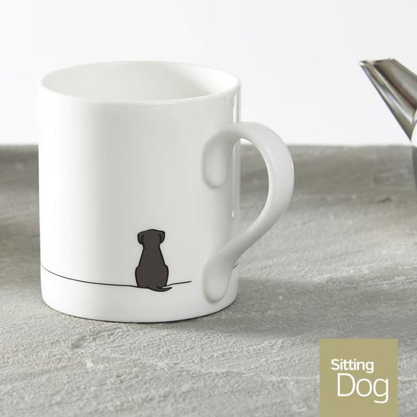 New Sitting Dog Collection Launched