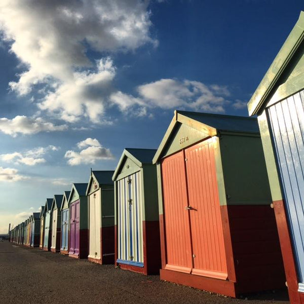 A Brief History of Beach Huts