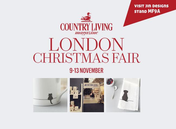 Country Living Christmas Fair Confirmed