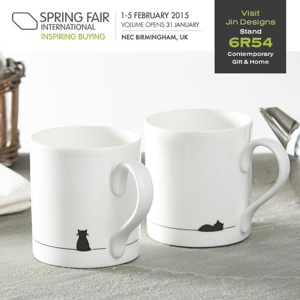 Jin Designs to Attend Spring Fair 2015