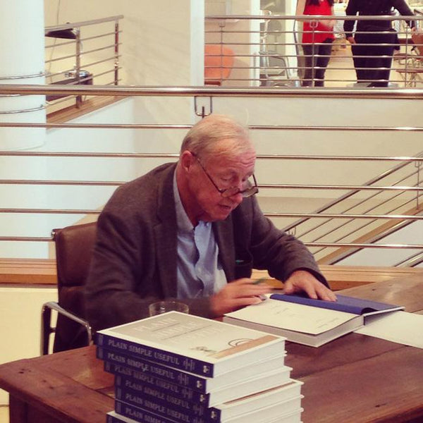 A Brief Encounter with Sir Terence Conran
