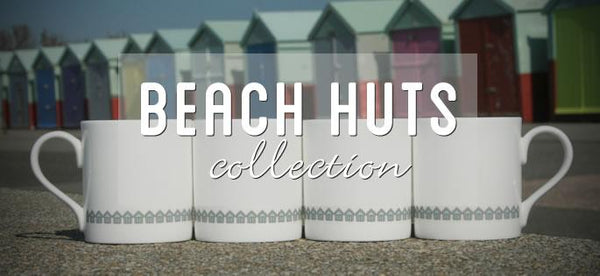 Beach Huts have arrived