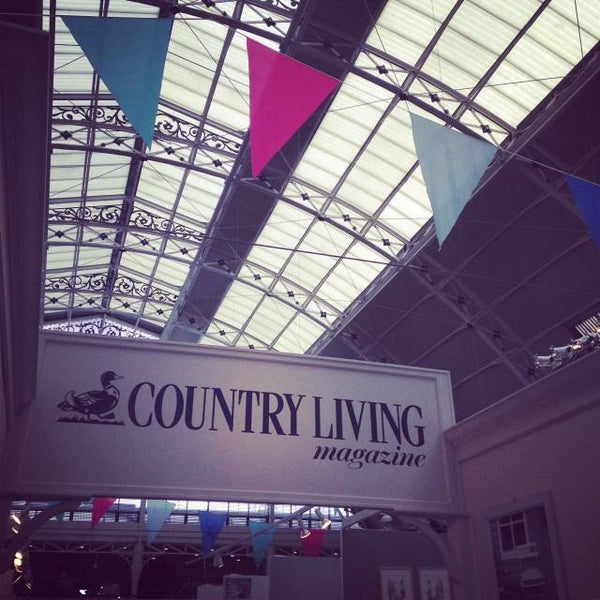 Country Living Spring Fair Success