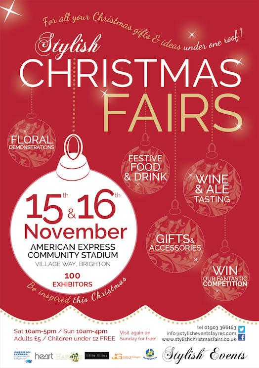 Xmas Event: Stylish Christmas Fair in Brighton
