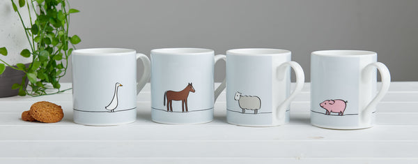 Farm Collection Mugs