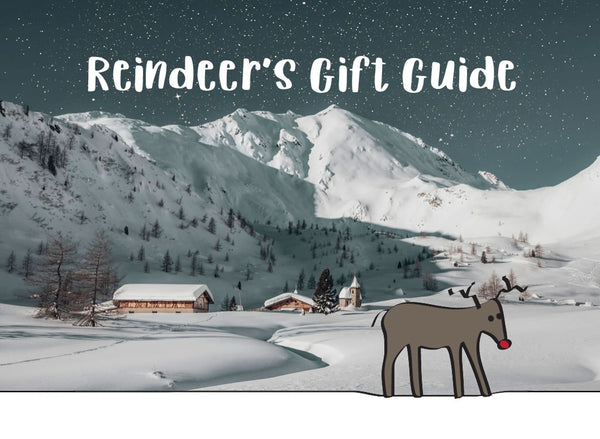 Reindeer's Gift Guide for those who love Christmas and Winter