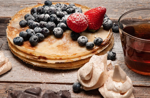 What is pancake day