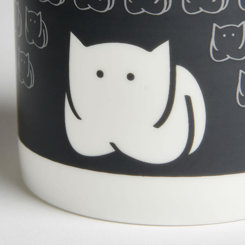 CatLoaf Mug Close up