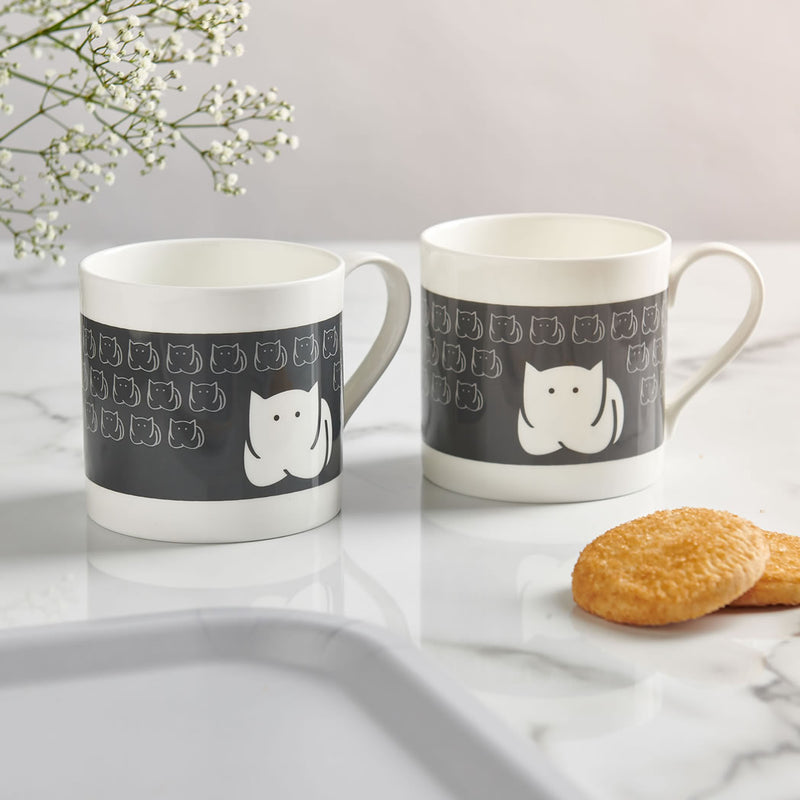 CatLoaf Large Mugs