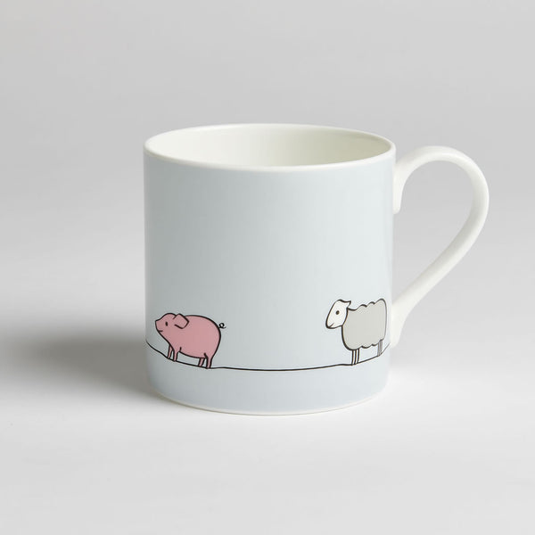 Farm Collection Large Mug
