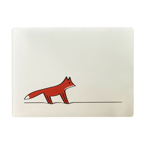 Seconds - Fox Worktop Saver
