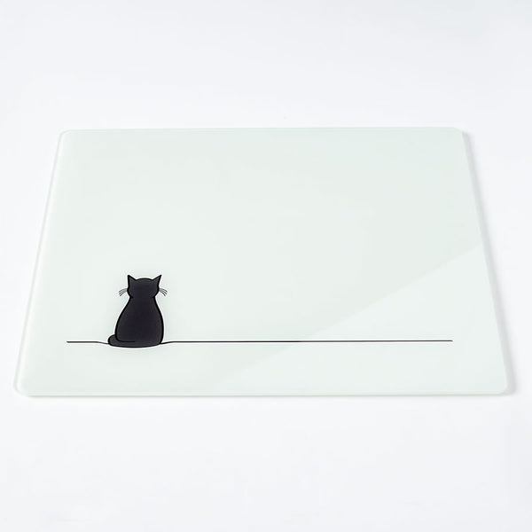 Seconds - Sitting Cat Worktop Saver
