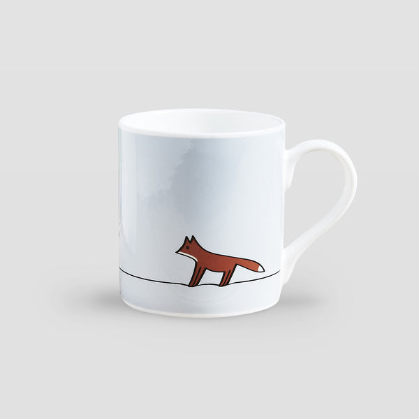 Seconds - Fox Mug