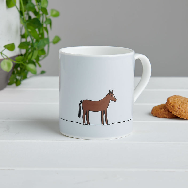 Seconds - Horse Mug