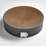 CatLoaf Cat Scratcher Bed with premium corrugated eco-friendly card