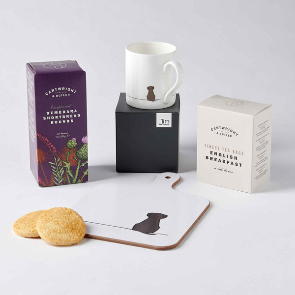 Dog Lover Tea Time Gift Set