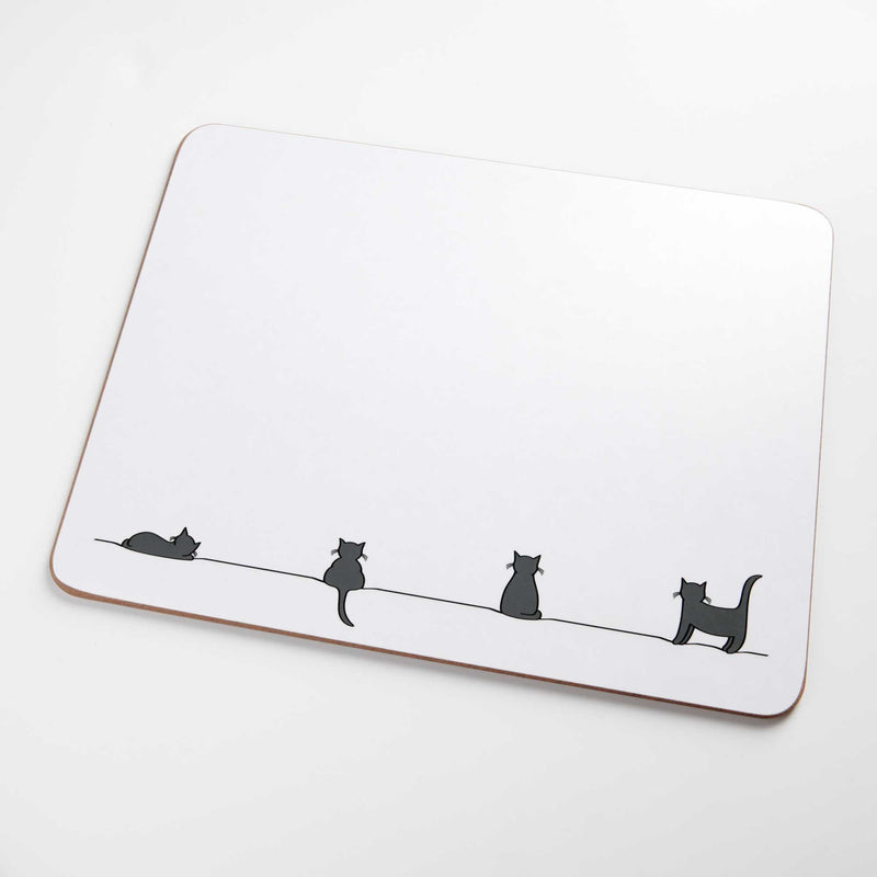 Cat Collection Large Chopping Board