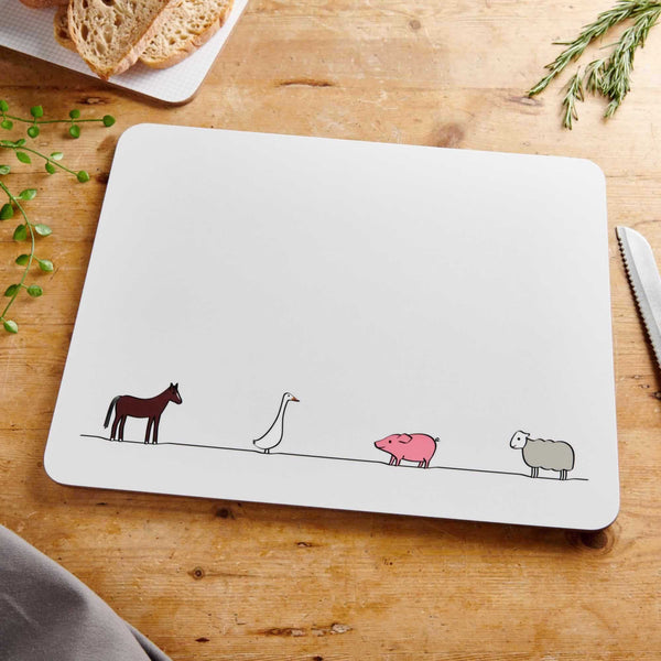 Farm Collection Chopping Board