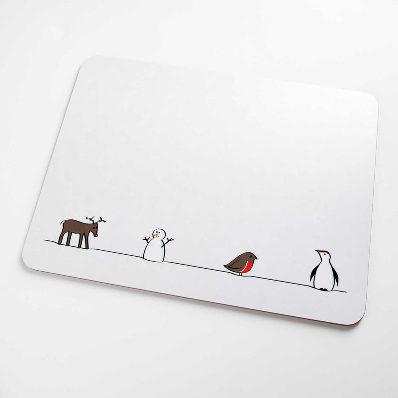 Winter Collection Large Chopping Board