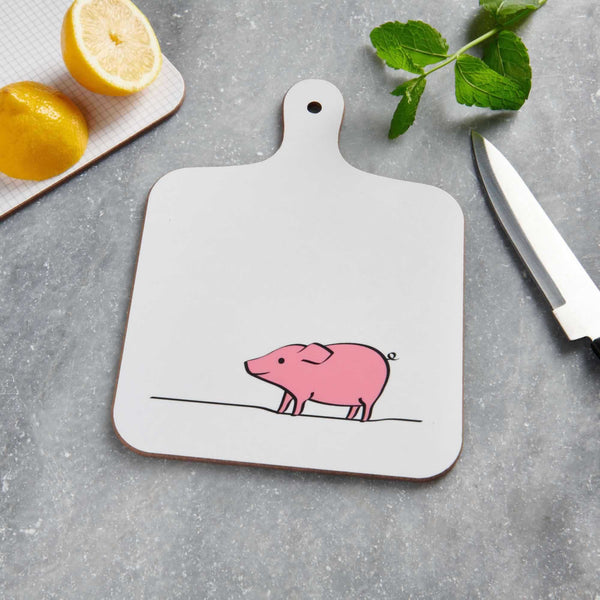 Pig Mini Chopping Board