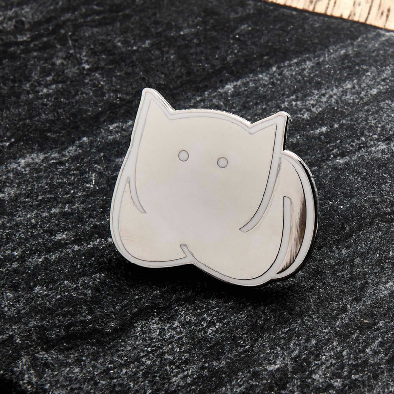 CatLoaf Enamel Pin