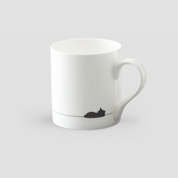 Seconds - Sleeping Cat Mug