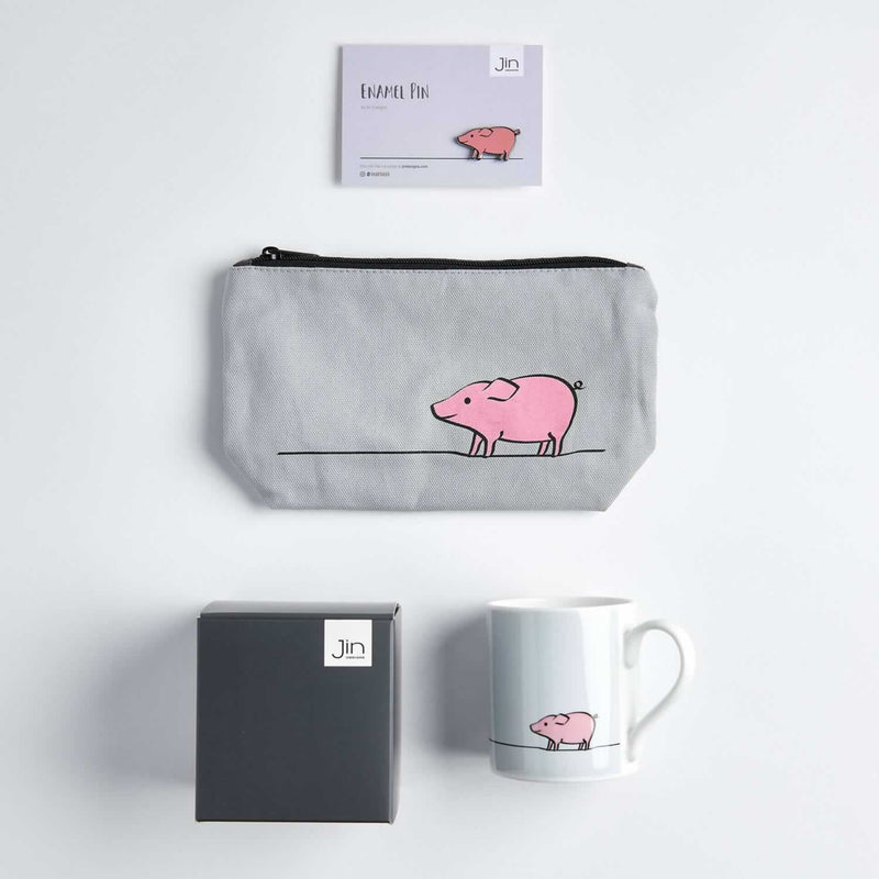 Pig Lover Gift Bundle
