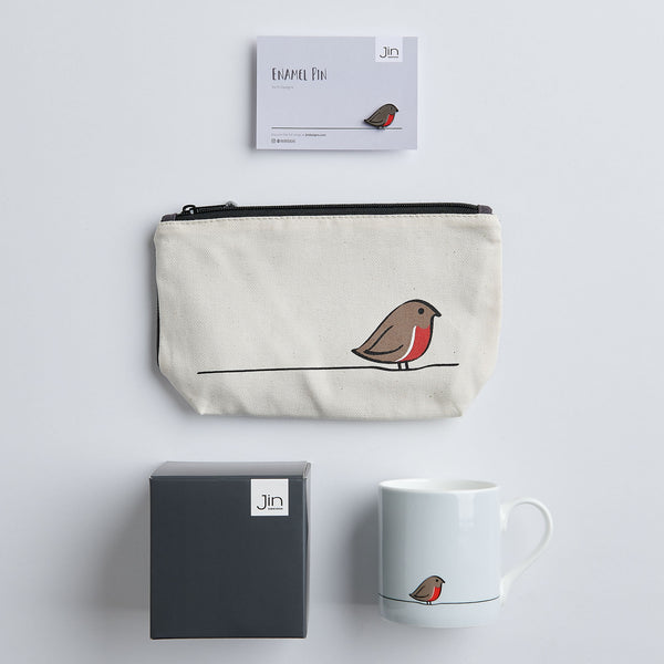 Robin Lover Gift Bundle