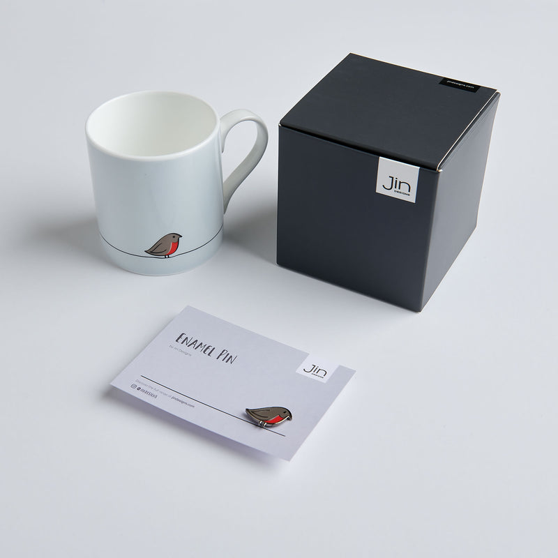 Robin Lover Gift Set