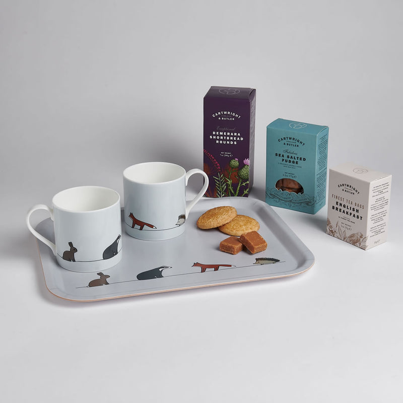 Woodland Collection Tea for Two Gift Set