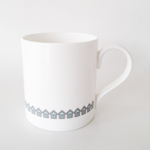 Seconds - Beach Huts Mug