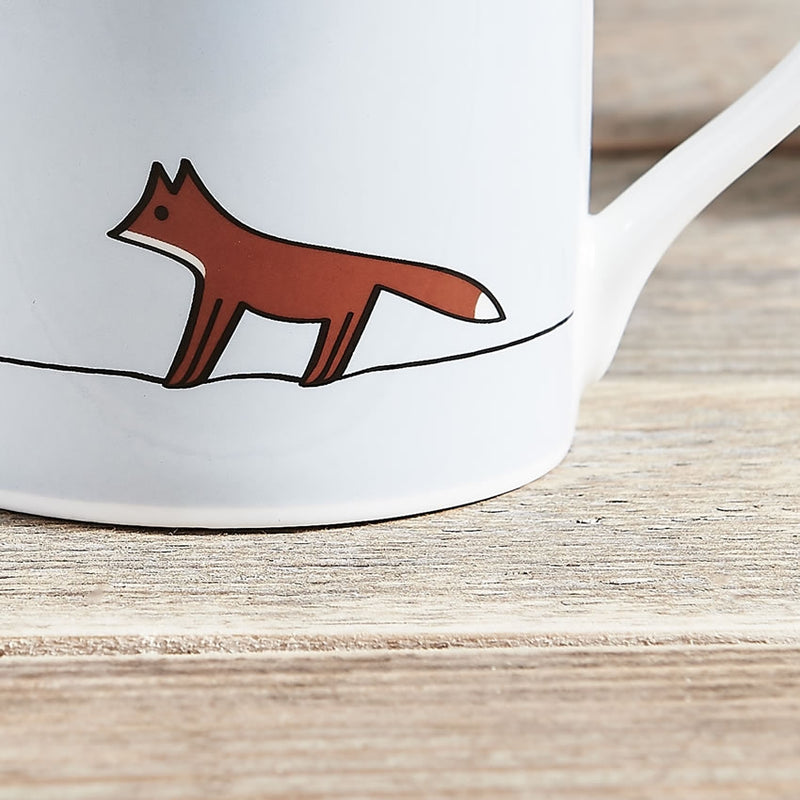 Fox Mug, Fine Bone China, Fox Gifts