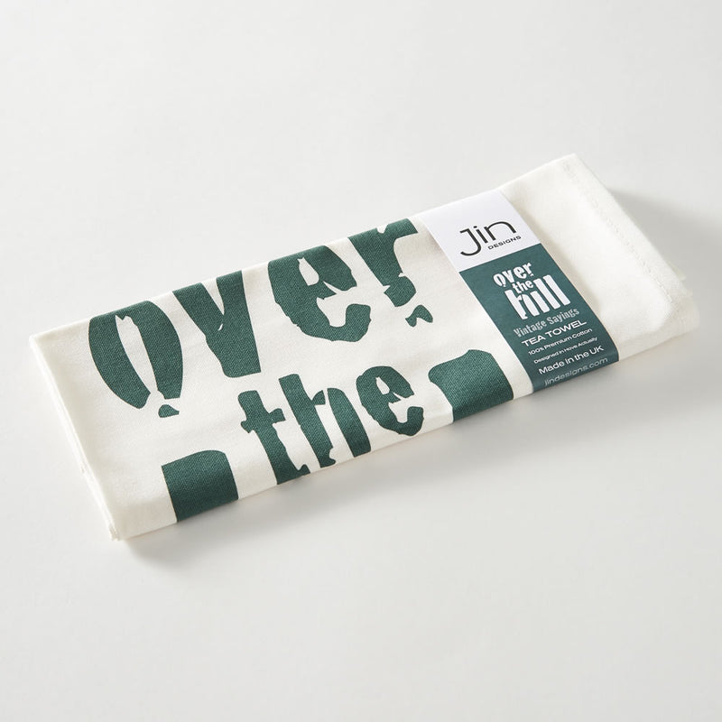 Over the Hill with Packaging