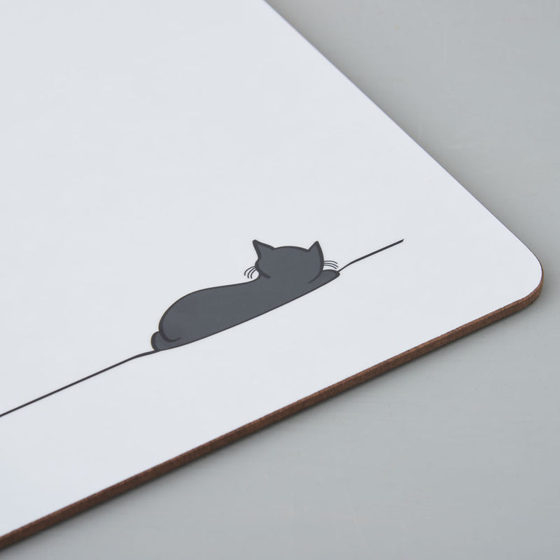 Sleeping Cat Placemat