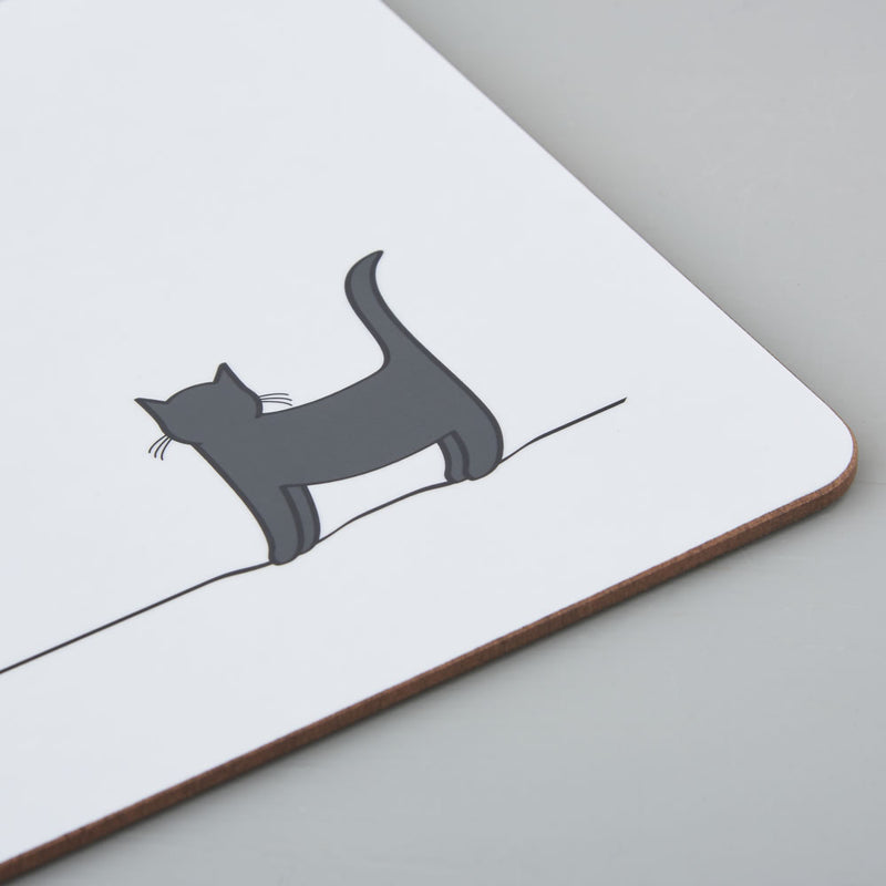 Standing Cat Placemat