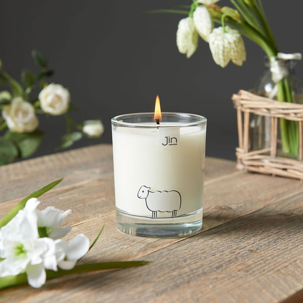 Sheep Candle - Fresh Meadows - Luxury Scented Candle