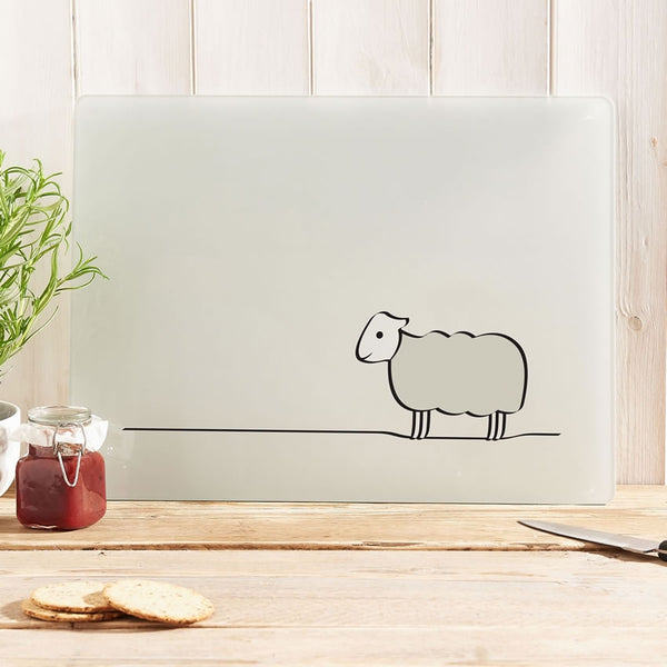 Sheep Worktop Saver