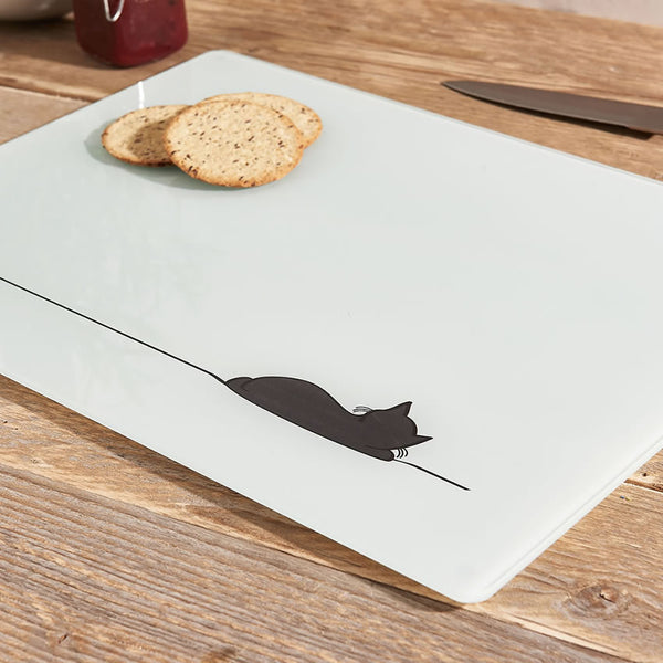 Seconds - Sleeping Cat Worktop Saver