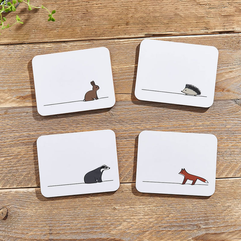 Woodland Collection Coasters