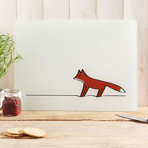 Fox Glass Worktop Saver