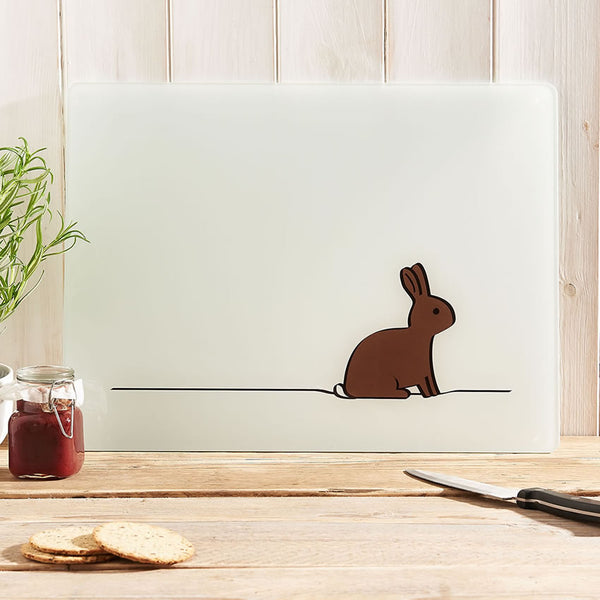 Rabbit Glass Worktop Saver