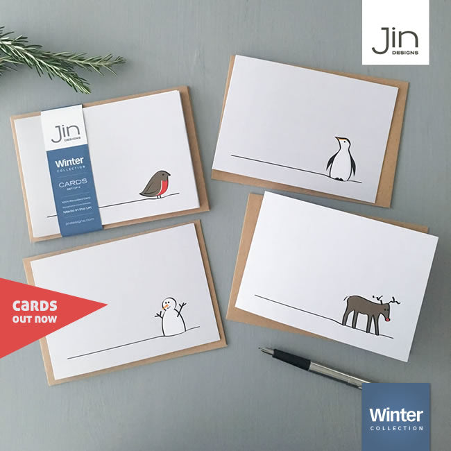 Winter Collection Cards