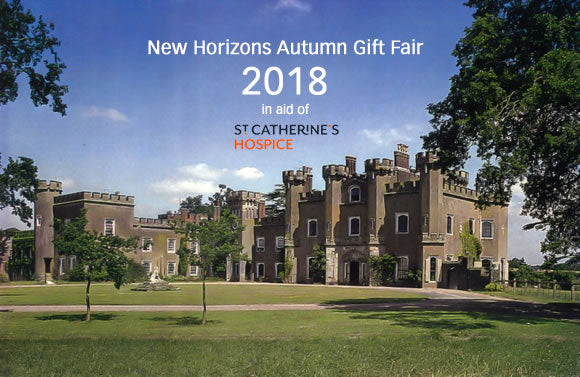 Knepp Castle Charity Gift Fair