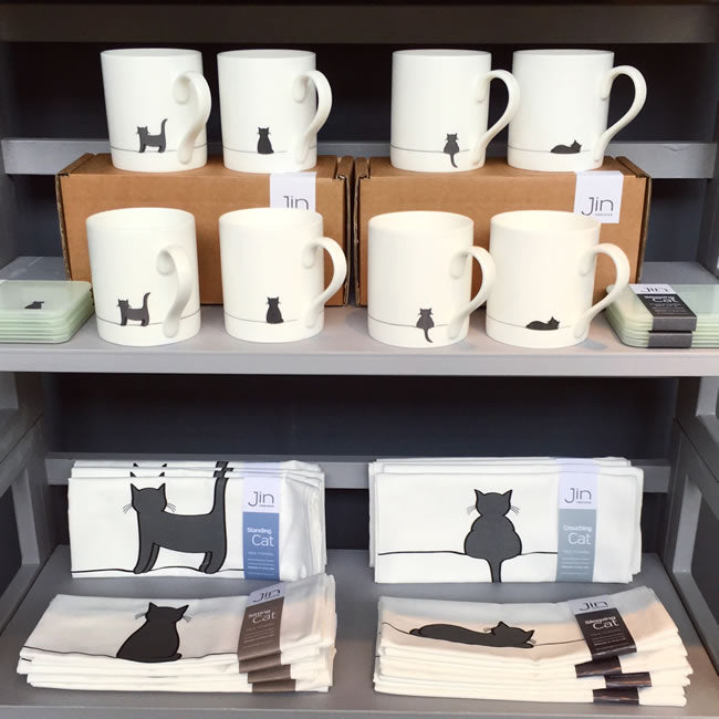 Cat Collections by Jin Designs