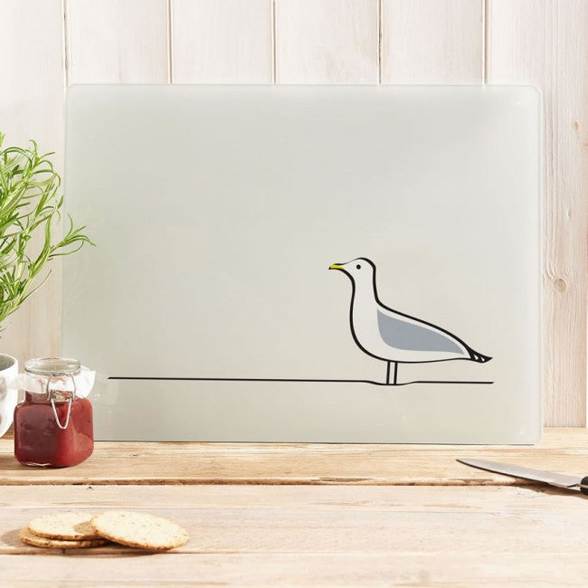 Seagull Worktop Saver in the kitchen