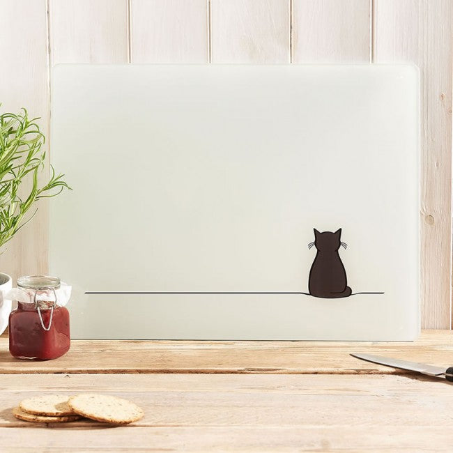 Sitting Cat Worktop Saver