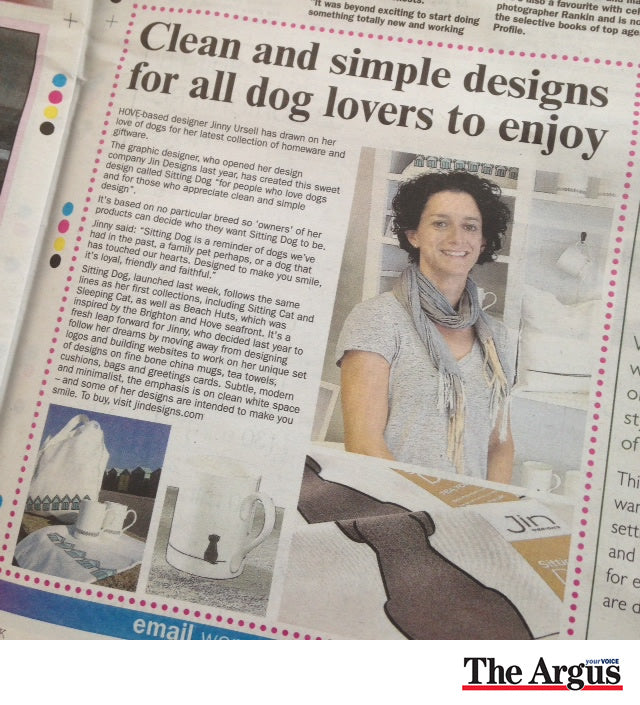 Jin Designs in the Argus