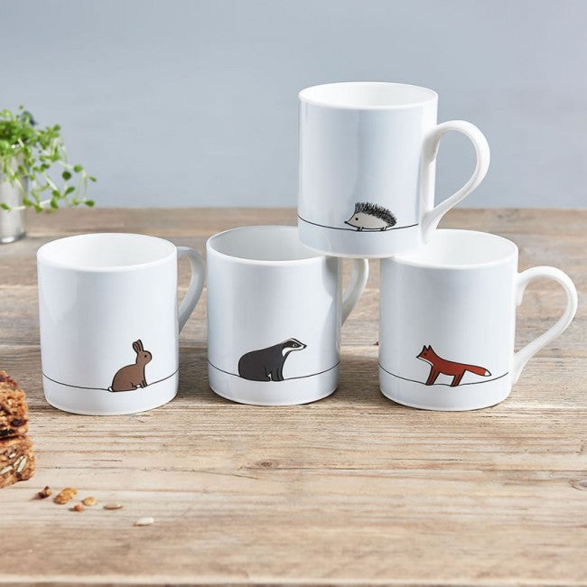 Woodland Collection Mugs