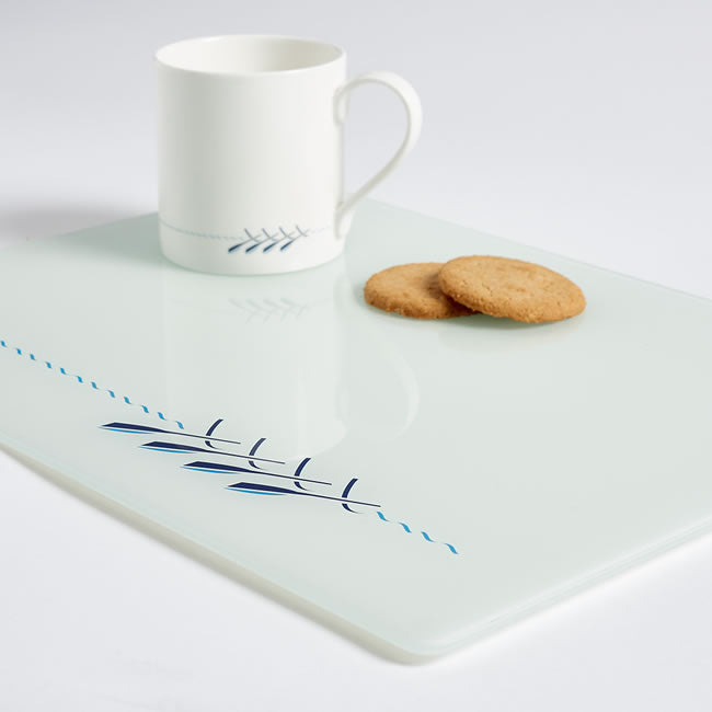 Rowing Boat Worktop Saver