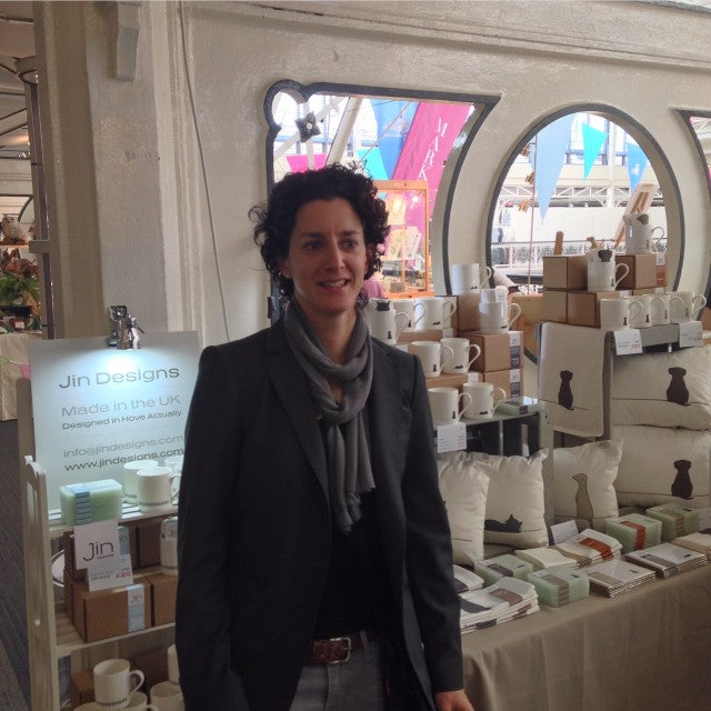 Jinny at Country Living Spring Fair